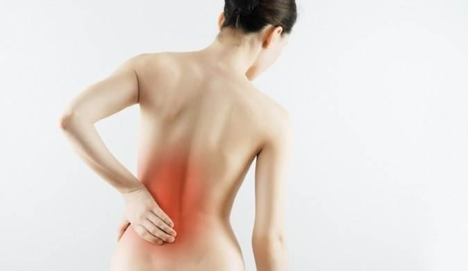 виды спинной боли