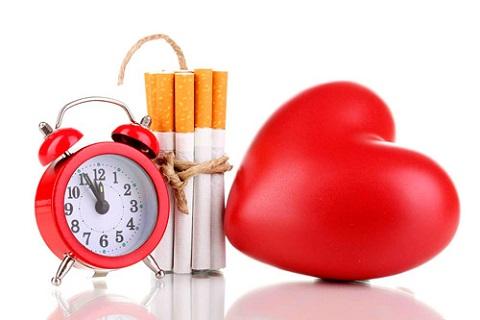 как курение связывается на давлении
