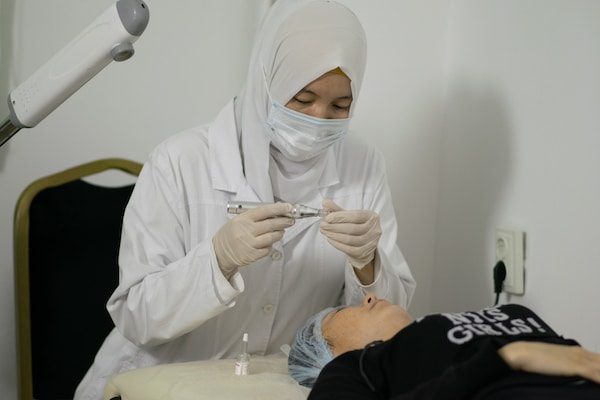 косметологическая Хиджама